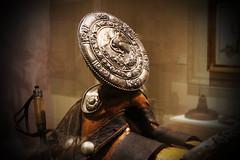 Ornate Saddle at the Briscoe Museum
