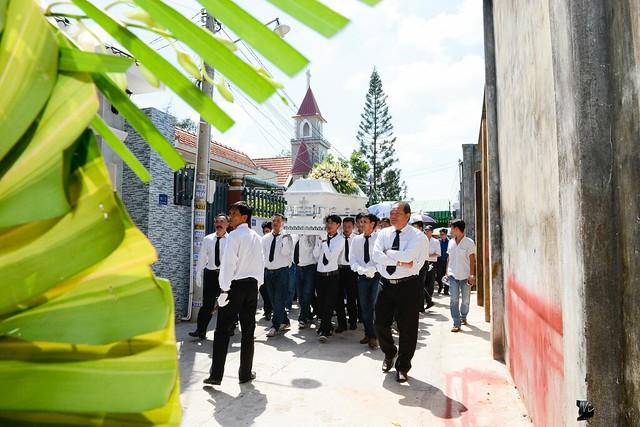 Lễ An Táng Thân Phụ Đức TGM Giuse Nguyễn Chí Linh - Ảnh minh hoạ 19