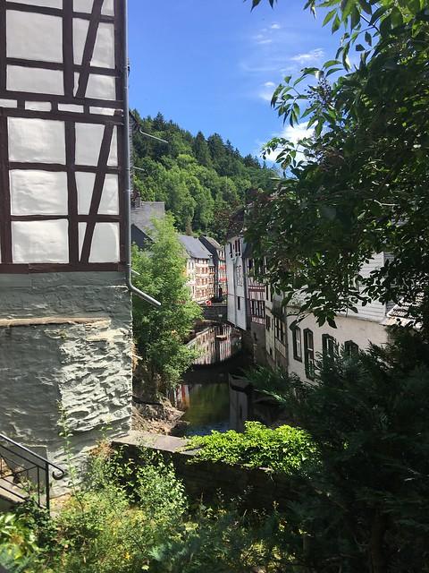 Kleine Monschau Tour Juli 2017