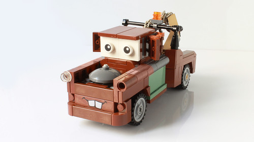 Lego Tow Mate from Cars
