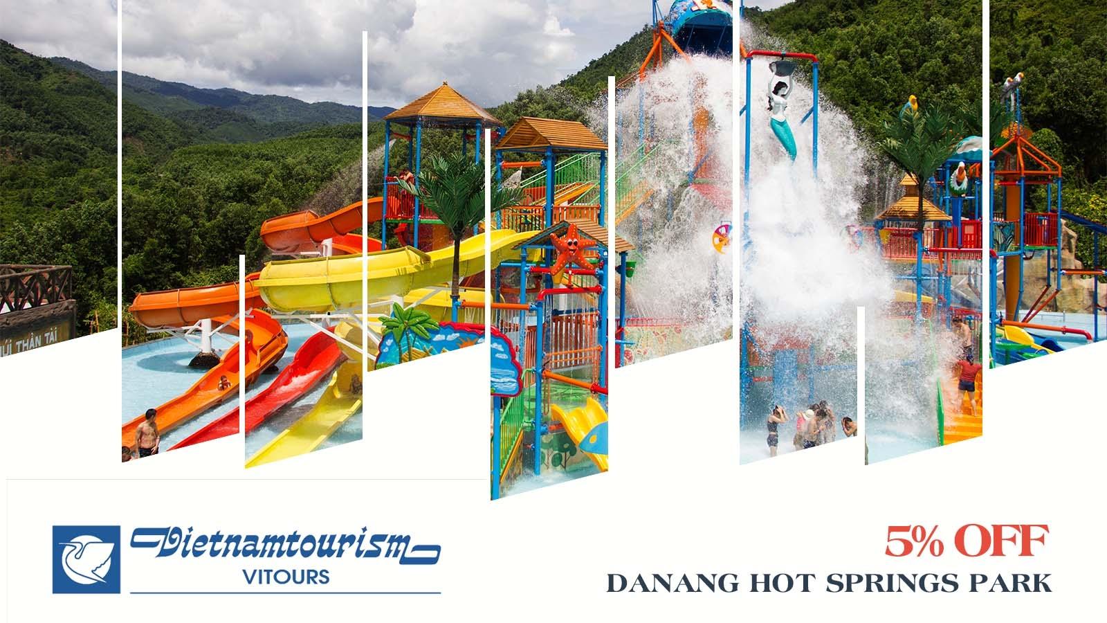 Vitours 5% OFF Danang Hot Springs Park 1