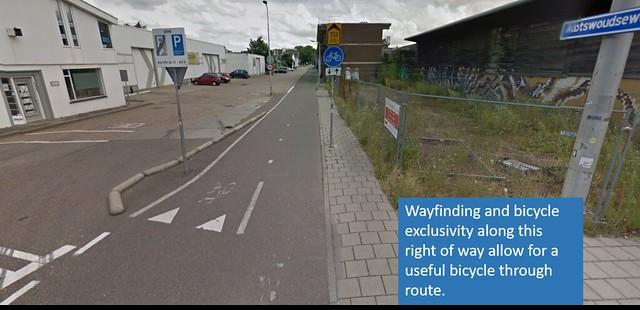 bike boulevard