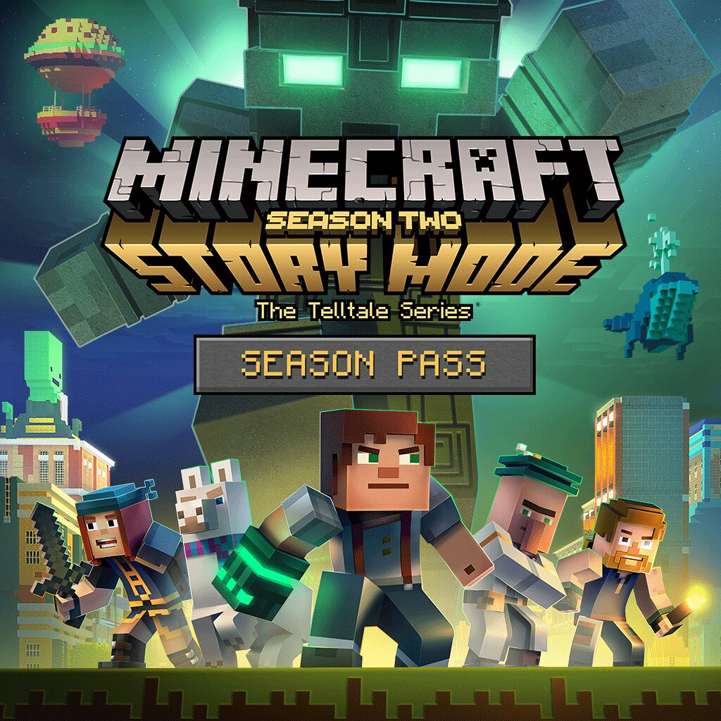Minecraft: Story Mode – Season Two – Season Pass