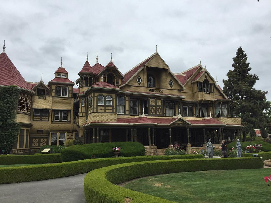 Hotels Near Winchester House San Jose