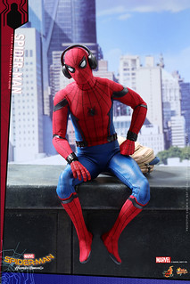 Hot Toys – MMS425 – 《蜘蛛人:返校日》1/6 比例 蜘蛛人 Spider-Man: Homecoming - 1/6th scale Spider-Man