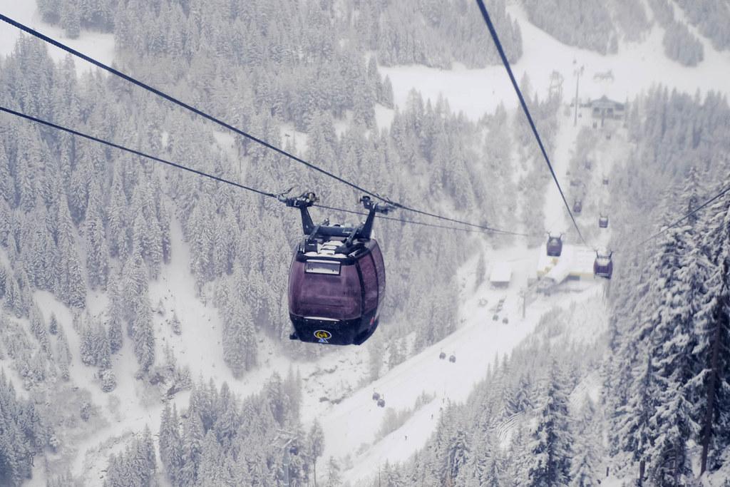Onboard Silvrettabahn