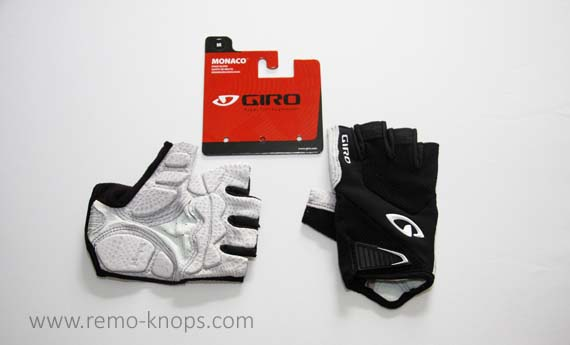 Giro Monaco Cycling Gloves Short Finger 7257