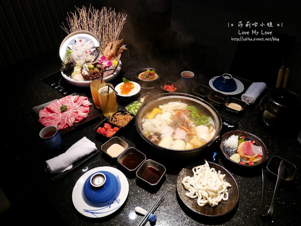 台北國父紀念館站附近餐廳美食推薦囍聚精緻鍋物高檔海鮮火鍋 (5)