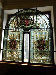 Queen Victoria Diamond Jubilee Window