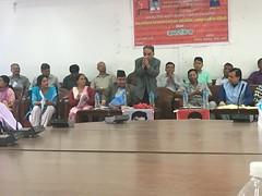 Daman Nath, Civil Society, Nepal