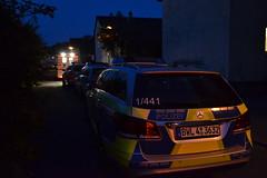 Polizeieinsatz - Eutinger Talweg - Mau Mau - 22.06.2017