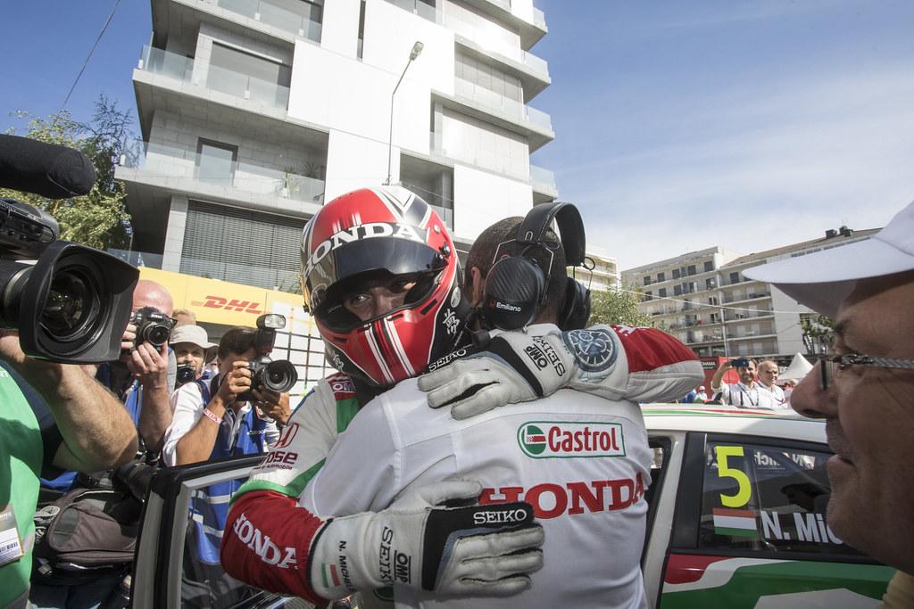 MICHIGAMI Ryo (jpn) Honda Civic team Honda racing team Jas ambiance portraitduring the 2017 FIA WTCC World Touring Car Championship race of Portugal, Vila Real from june 23 to 25 - Photo Gregory Lenormand / DPPI