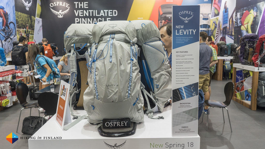 Osprey Levity 45