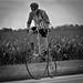 Small photo of High wheeled Bike