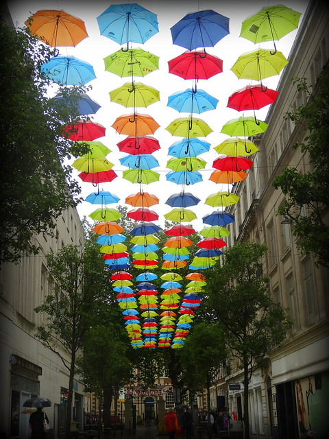 The Umbrella Project, Liverpool, Sony DSC-HX20V