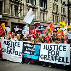 #NotOneDayMore - Justice for Grenfell