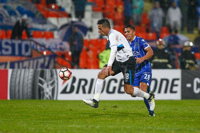 Godoy Cruz X Grêmio