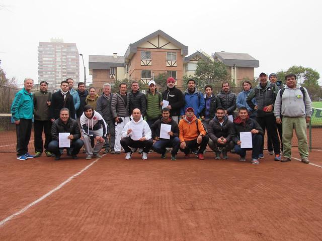 Jornadas de actualización Federación de Tenis de Chile - segunda etapa