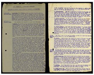 Wellington Regiment Narrative of Events
