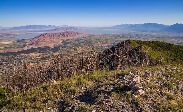 Dry Mountain Summit