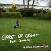 Graset er grønt for somme – Mr Jorgens #Sommermiks2017