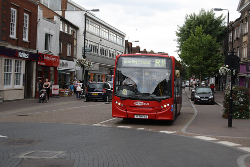 Go-Ahead London 162 YX60FVE