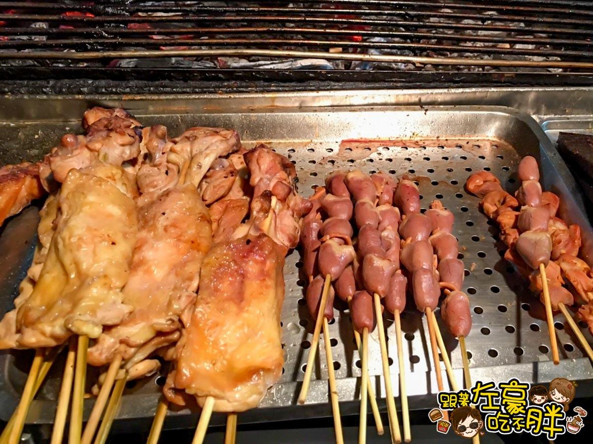 鳳山阿燕專業烤肉攤-11