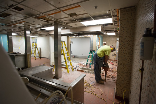 Cafeteria Renovation
