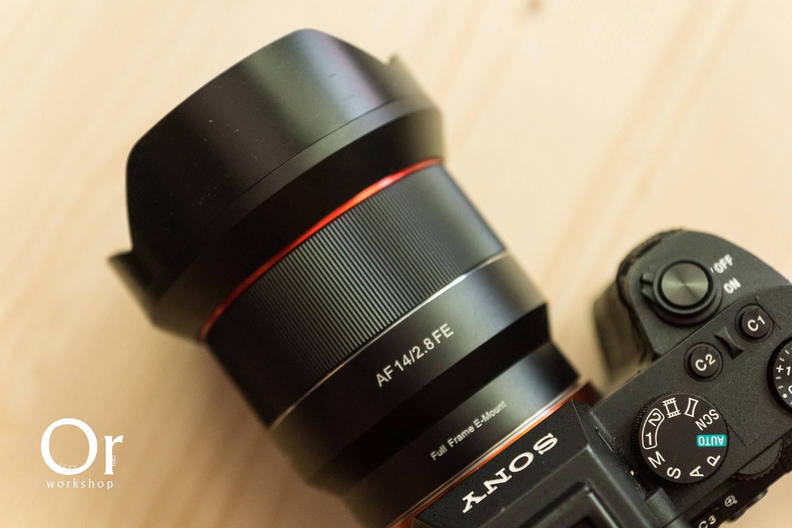 攝影鏡頭評測|三洋光學 SAMYANG AF 14mm F2.8 FE 解析,平價超廣角大光圈鏡頭,支援 Sony E接環自動對焦