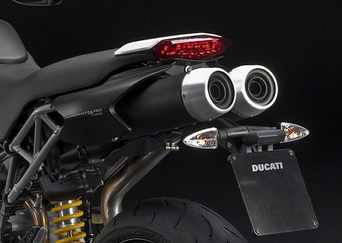 Ducati HM 796 Hypermotard 2010 - 16