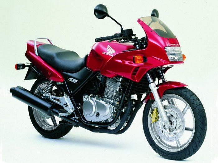 Honda CB 500 1997 - 5