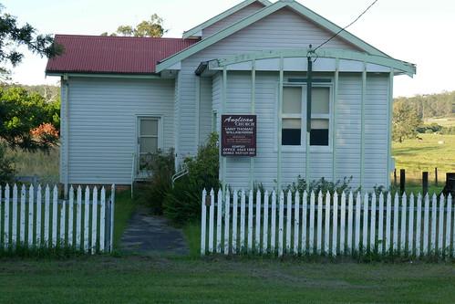 St Thomas Anglican Willawarrin, NSW