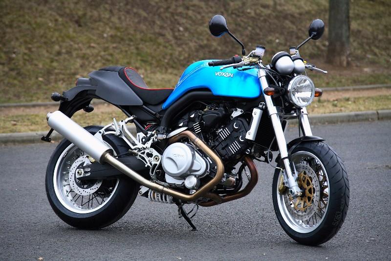 Voxan 1000 BLACK CLASSIC 2008 - 5