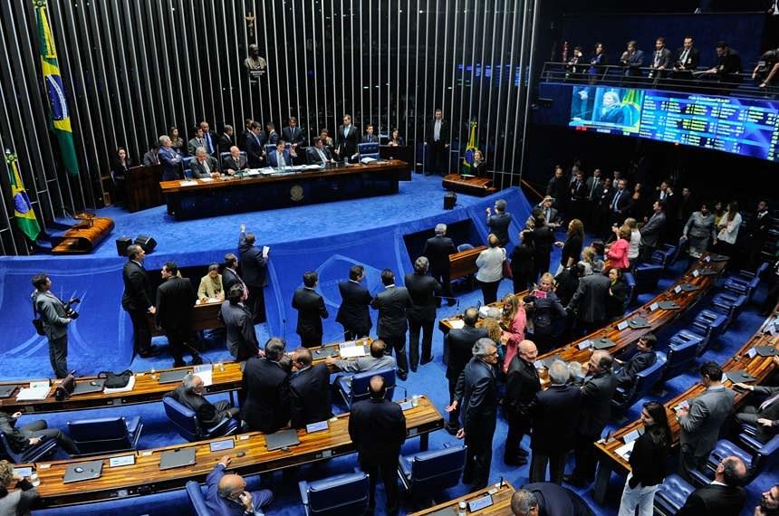Senado aprova reforma trabalhista; projeto vai à sanção de Temer, Senado