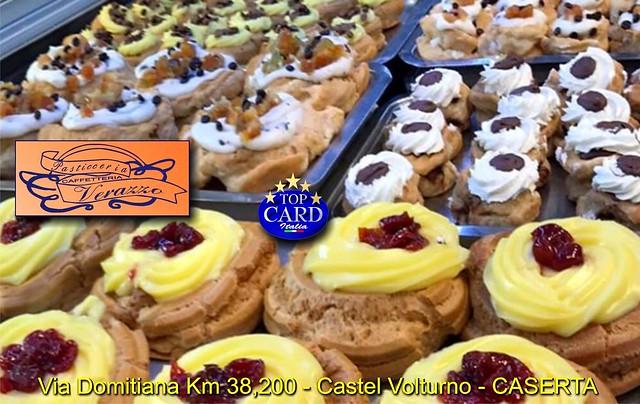 PASTICCERIA E CAFFETTERIA VERAZZO - Via Domitiana Km 38,200 - Castel Volturno - CASERTA