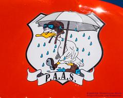 US Coast Guard Port Angeles Air Station Tail Art