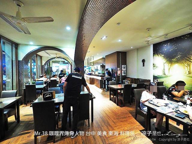 Mr.38 咖哩界傳奇人物 台中 美食 東海 料理包 54