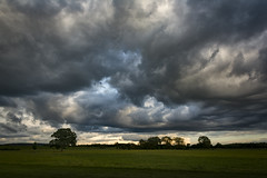 Boiling sky