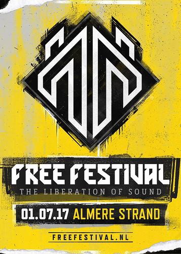 cyberfactory 2017 free festival almere strand nederland