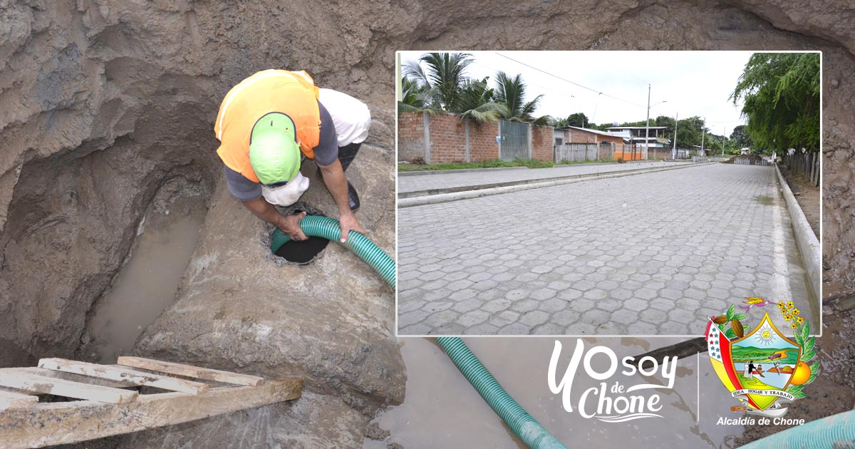 Inició la construcción de pozos de aguas lluvias en ciudadela San Rafael