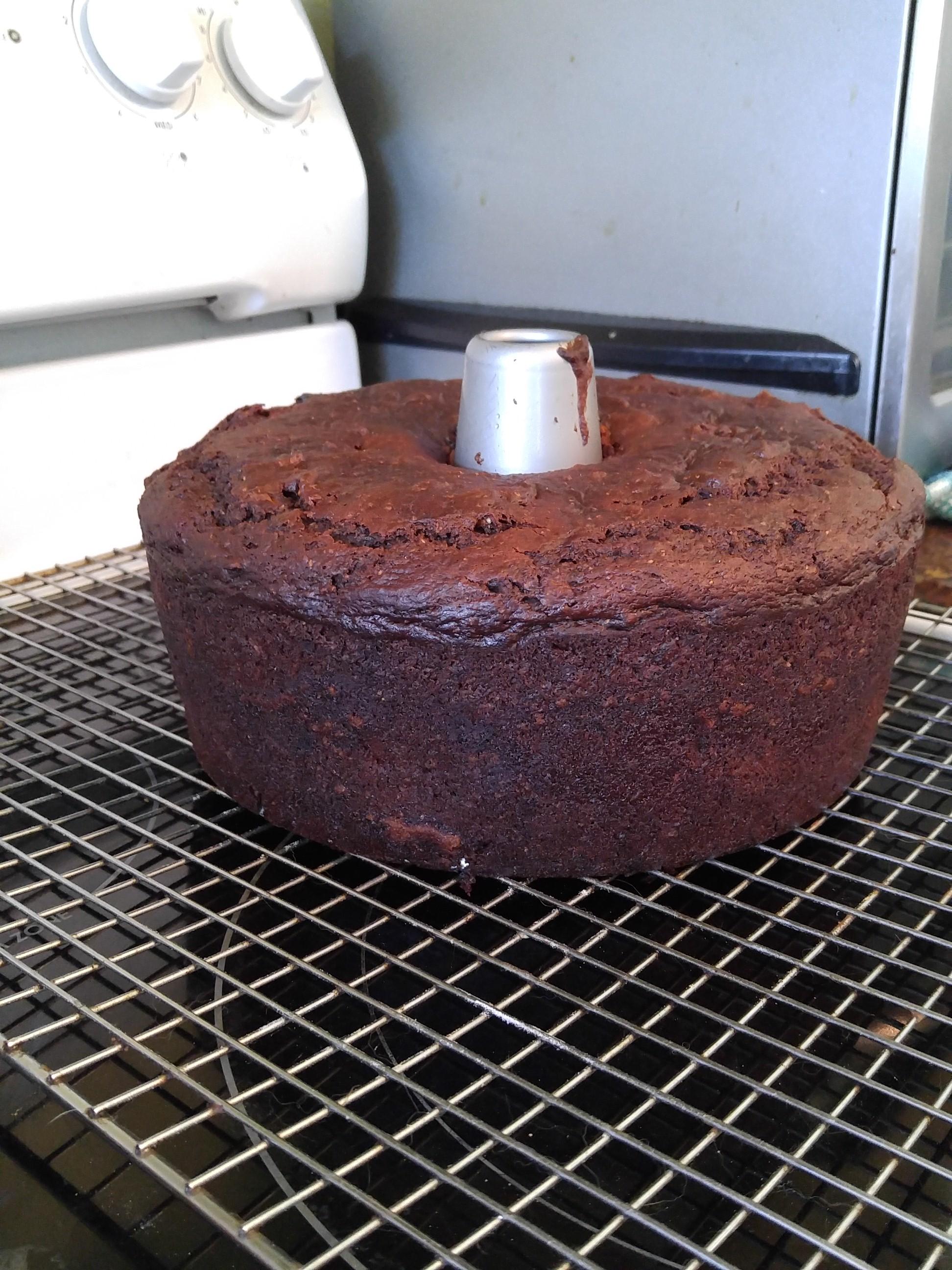 Somebody's Grandma's Spice Cake