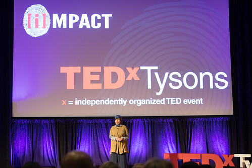 Global Youth Leader and  Social Entrepreneur Sara Minkara