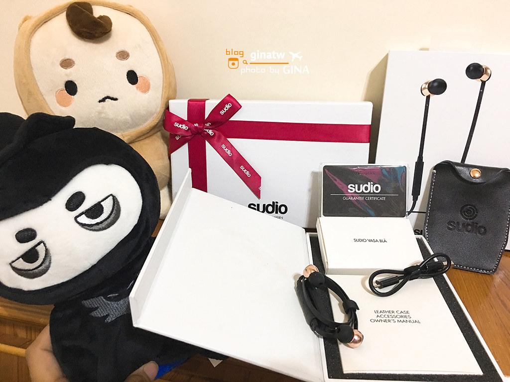 【無限藍牙耳機推薦】來自北歐瑞典設計 Sudio x Vasa Blå 時尚旅遊運動好幫手 讀者優惠折扣碼 @GINA環球旅行生活 不會韓文也可以去韓國 🇹🇼