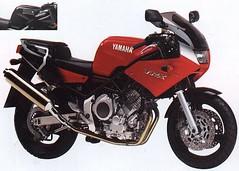 Yamaha 850 TRX 1999 - 2