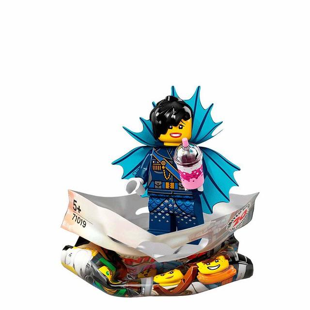 The LEGO Ninjago Movie 71019 Collectible Minifigures 16