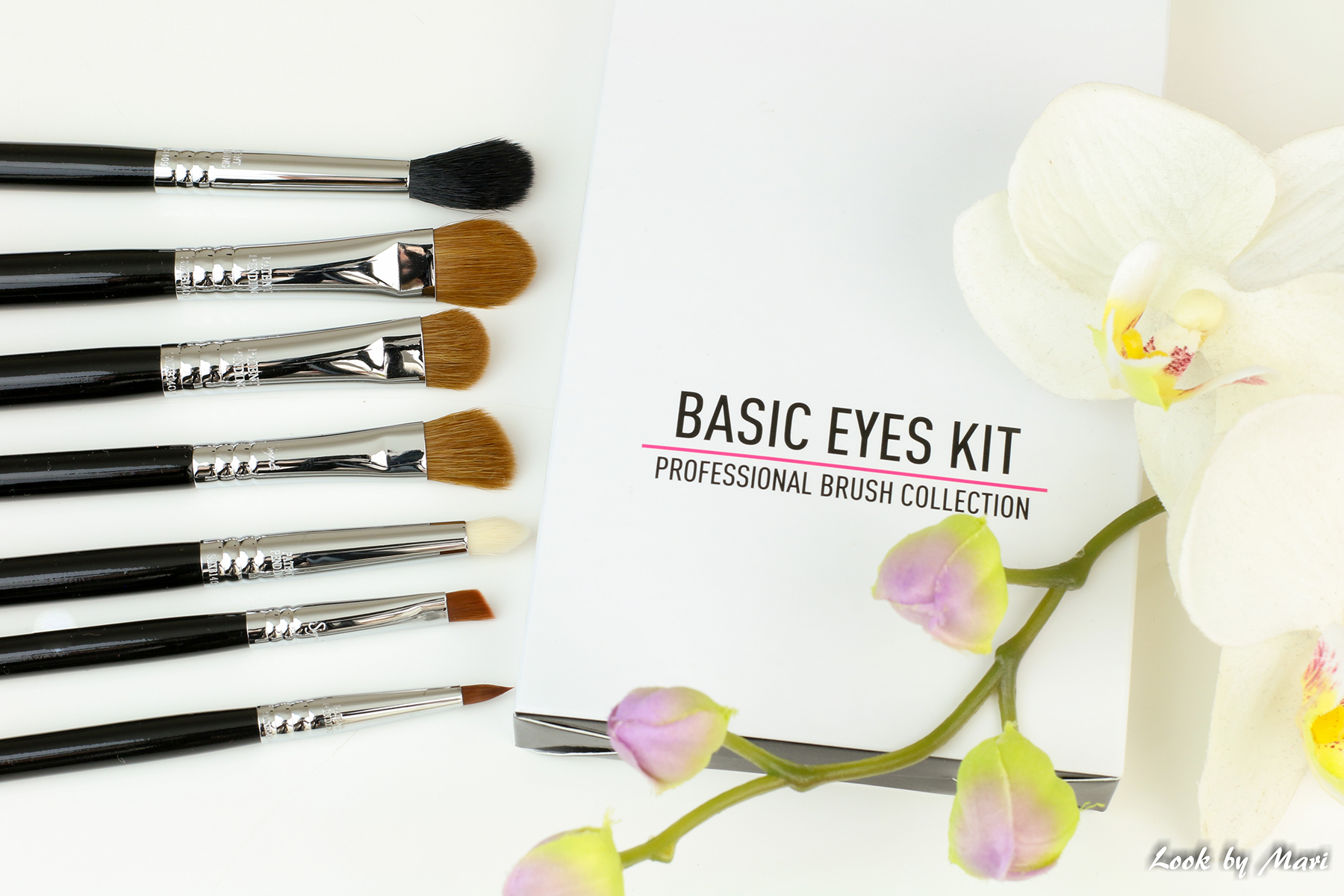 27 sigma beauty basic eyes kit kokemuksia review eleven.fi eleven.se
