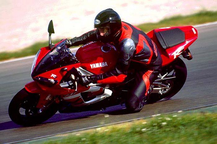 Yamaha YZF-R1 1000 2000 - 14