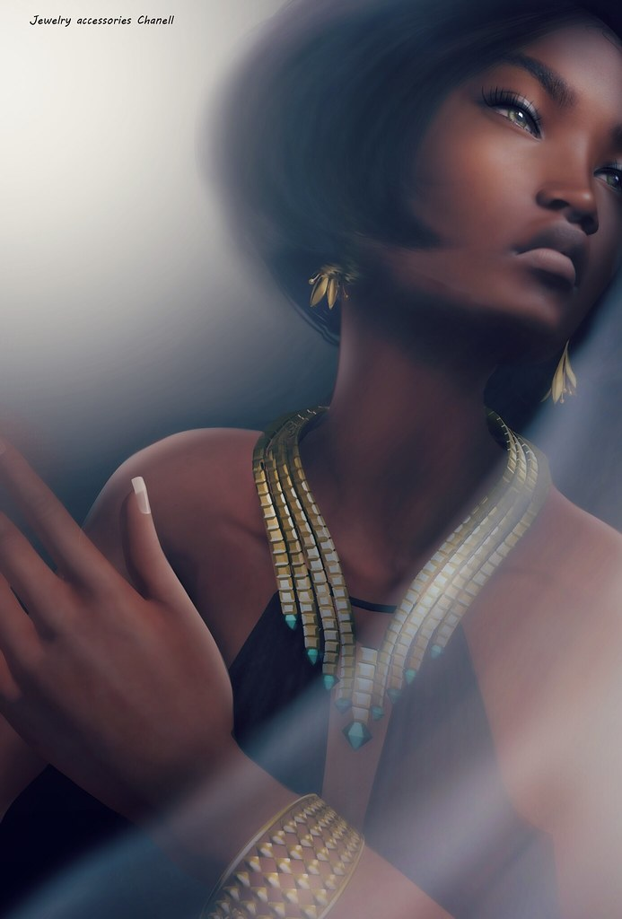 Jewelry accessories Chanell - SecondLifeHub.com