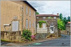 La Floceliere Vendée une rue