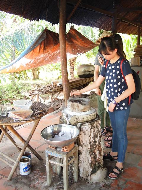 Local Tour。湄公河包餐輕鬆一日遊